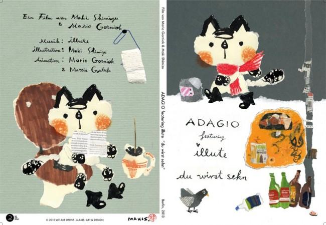 Adagio DVD