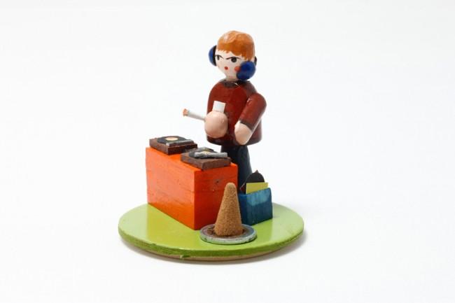 Räucherdose | Freie Arbeit | Foto: Max Missal