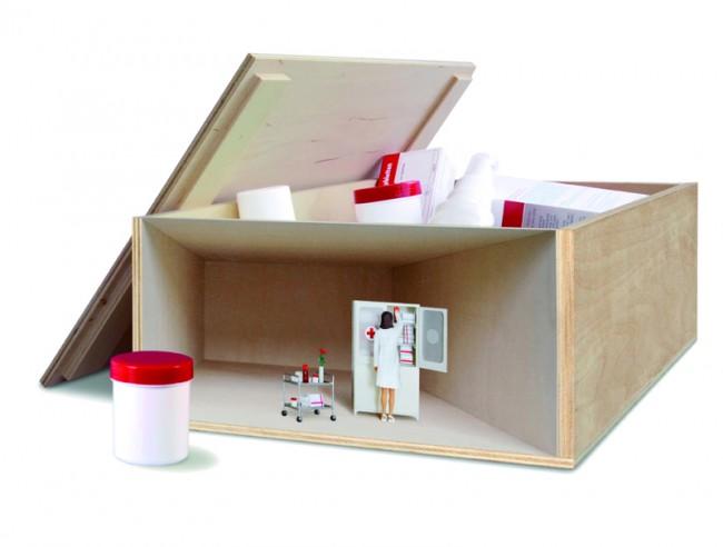 Schöne Einsichten | Pension für Produkte | Design: Karen Olze & Gisela Wilkens