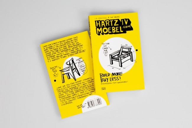 Editorial Design für DIY Buch des Architekten Le van Bo