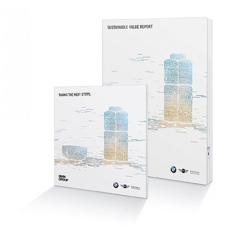Sustainable Value Report: hw design für BMW 2011