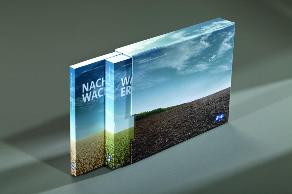 Geschäfts- und Nachhaltigkeitsbericht: Heisters + Partner für K+S 2010