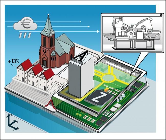 Wirtschaftsboom dank Gutenberg, Innovation und Wohlstand, Editorial, Wirtschaftswissenschaften