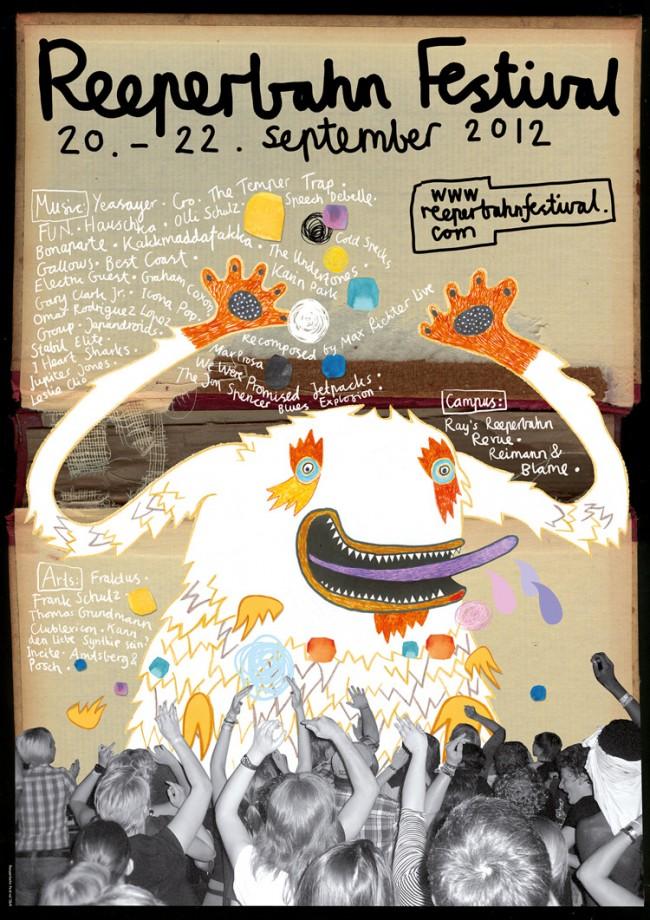 Reeperbahn Festival Plakat