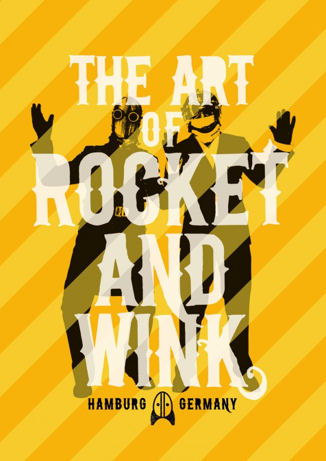 The Art Of Rocket And Wink
