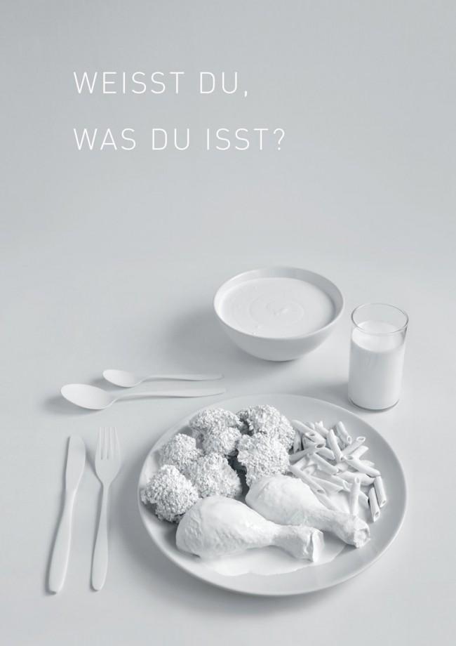 Maria Herholz, André Hering und Ellen Meyer »Weisst du, was du isst?« | Bauhaus-Universität Weimar
