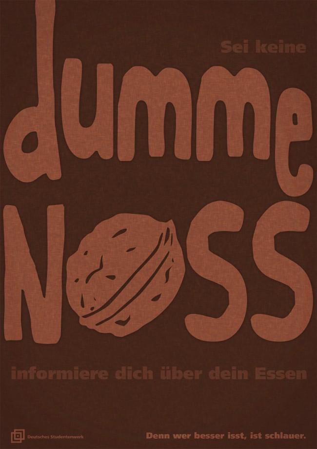Katharina Efremov »Dumme Nuss« | Fachhochschule Düsseldorf