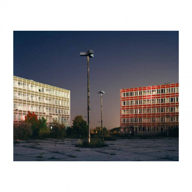 Sebastian Glombik: »Schlafende Städte – Sleeping Cities«