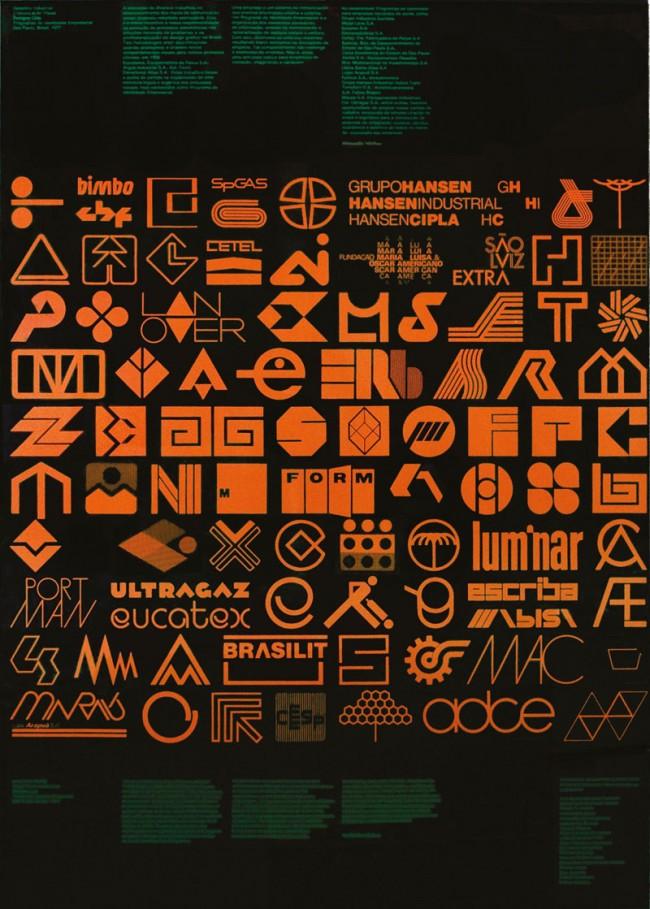 Alexandre Wollner, Alexandre Wollner – Visuelles Design, 1977