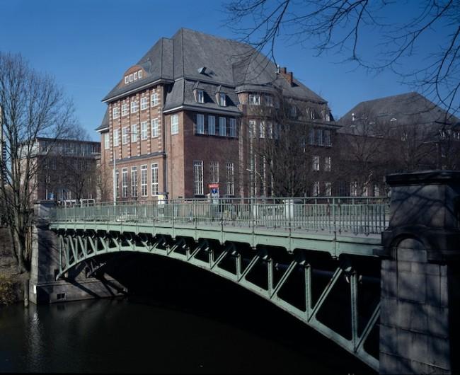 Das HFBK-Gebäude heute; Foto: Klaus Frahm