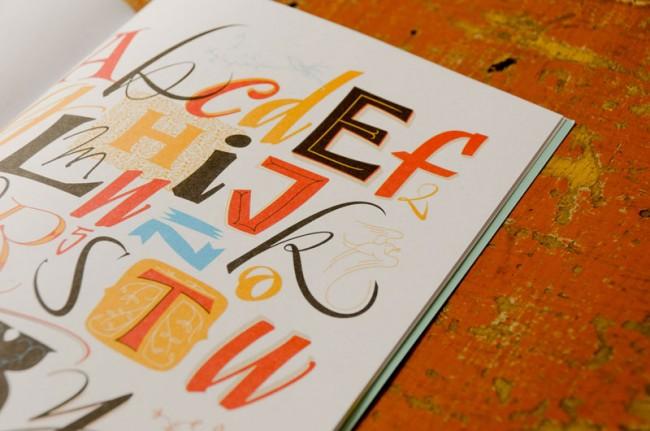 Die vielversprechenden Senkrechtstarter Y&G – das sind Yani Arabena und Guille Vizzari – verbinden kalligrafische Frische mit professionellem Typedesign