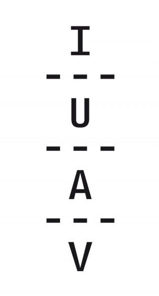 Logotype | Istituto Universitario di Architettura di Venezia  | Typography: Fago Mono | 2000