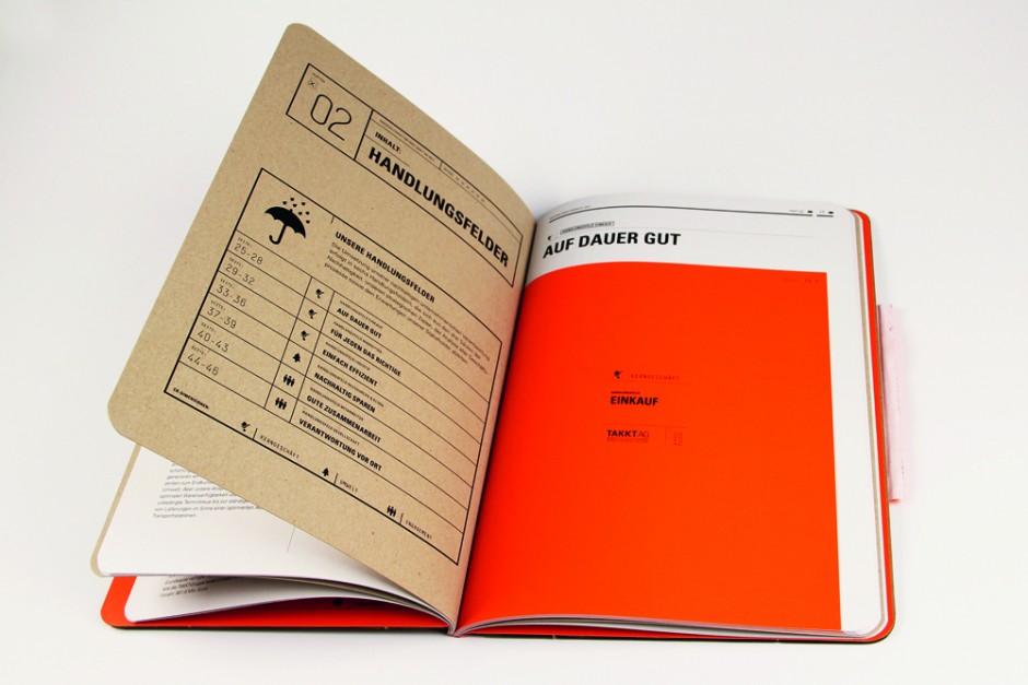 Nachhaltigkeitsbericht: Strichpunkt für Takkt 2012