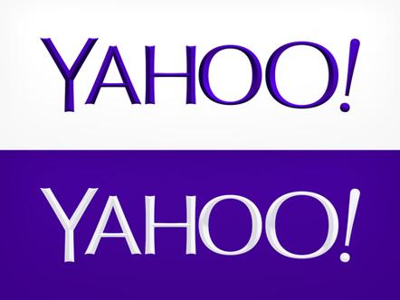 Bild Yahoo Logo