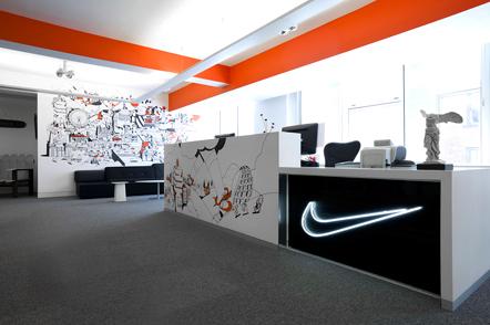 Nike HQ London