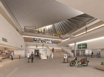 Bild London Design Museum