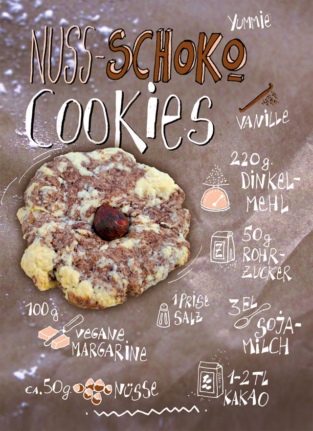 »52 Illustrated Cooking Cards«, Lilly Tomec
