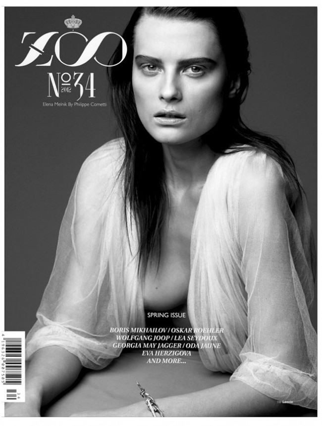 KR_131022_Portrait_Form_and_Content_elena-melnik-by-philippe-cometti-zoo-magazine-34-spring-2012