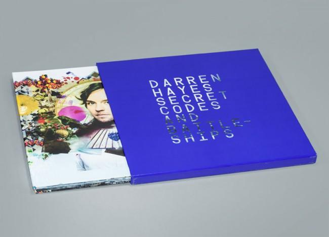 Iwant für  Darren Hayes: Secret Codes and Battleships Collectors Edition