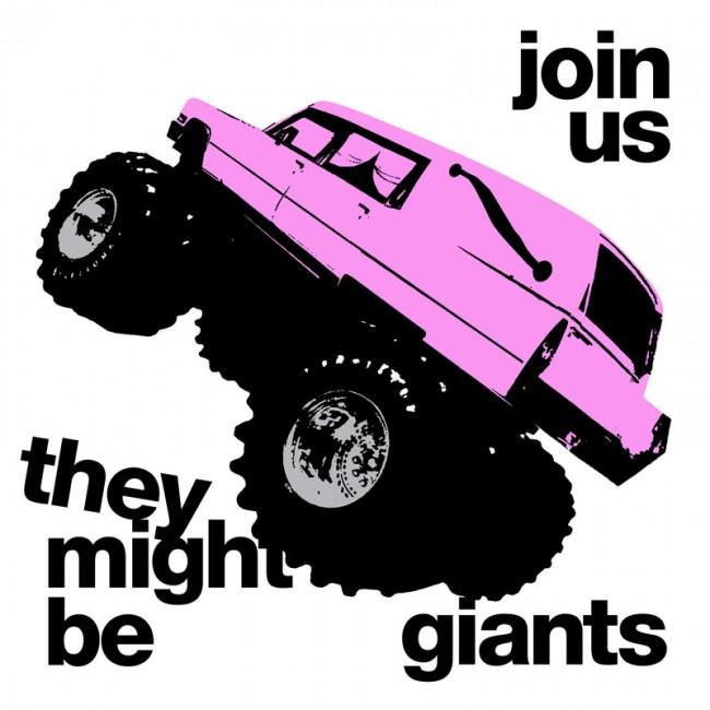 Paul Sahre für They Might Be Giants