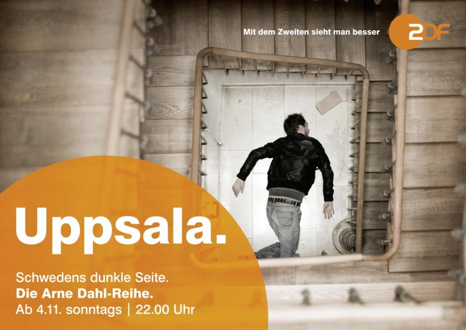 Beste Gestaltung Print/Plakat: Arne Dahl, ZDF