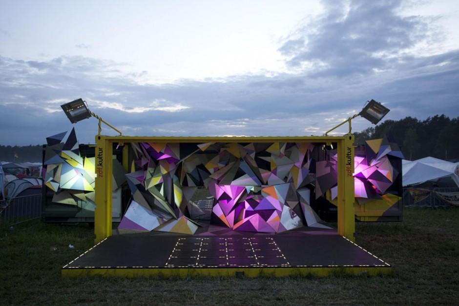 Spezialpreis Innovation: ZDFkultur Container