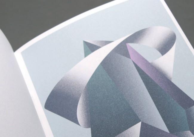 Notizbuch für die Eventagantur Jazzunique. Das Notizbuch ist aufgelockert durch Zitate und Illustrationen