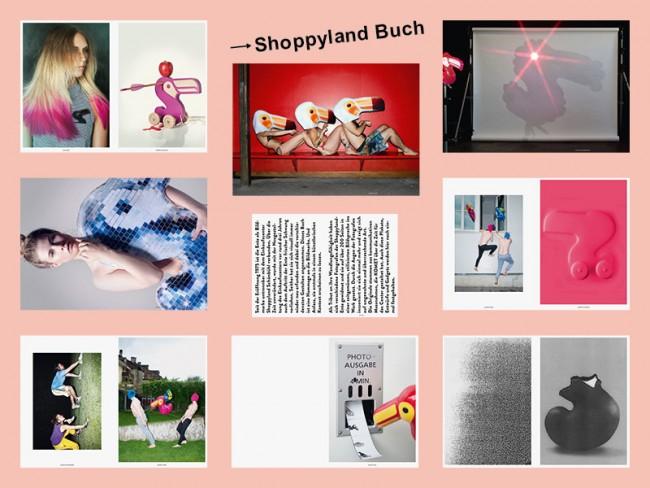 Shoppyland Buch