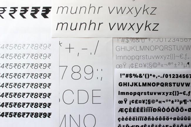 Der 32-jährige Fabio Haag hat schon einen eindrucksvollen Typo-Weg hinter sich. In der brasilianischen Dalton-Maag-Dependance kreiert das Ausnahmetalent Custom Types wie auch den Schriftzug für die Olympischen Spiele 2016 in Rio.