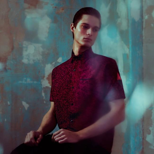 Mit Celina Böning betreibt Daniel Ramirez Perez das Modelabel Yarden