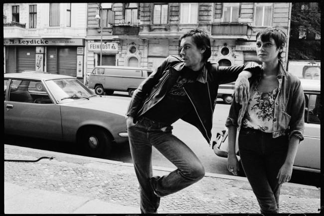 Iggy und Esther. Berlin, 1978