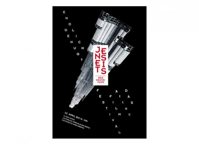 Poster attac Filmfestival Jenseits des Wachstums