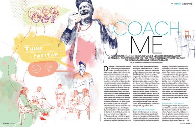 Magazine 1, Maxima