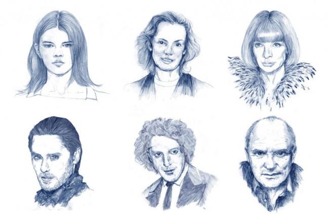 Portrait 2, Achtung Magazin