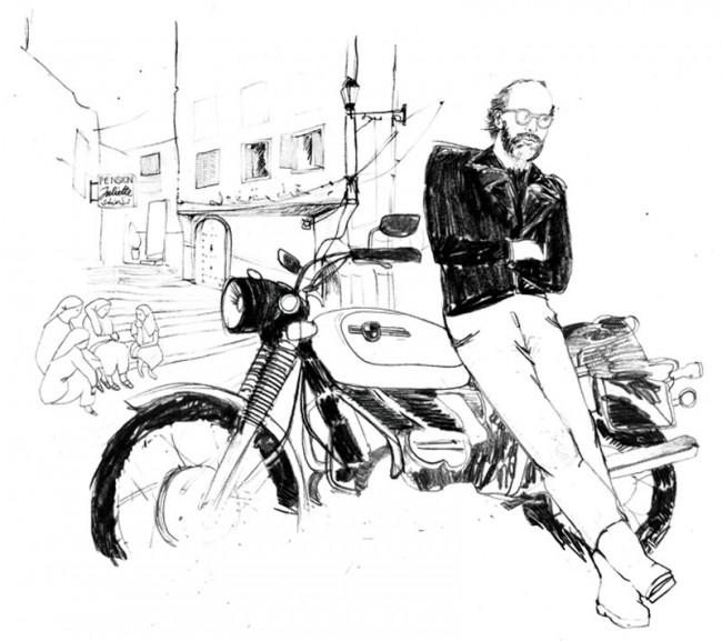 Portrait 4, Style League Magazine