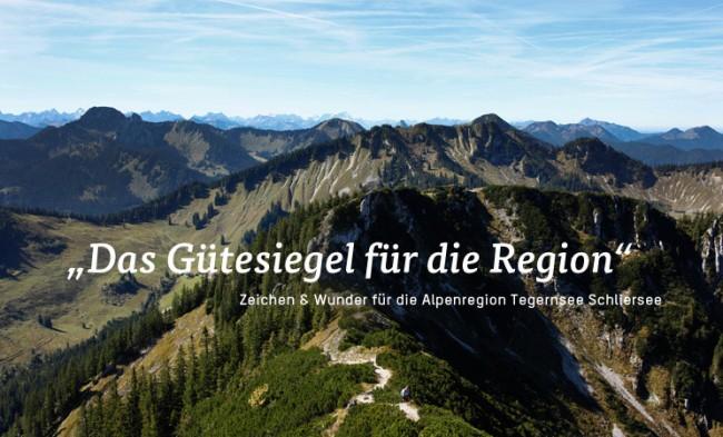 Für die Alpenregion Tegernsee Schliersee