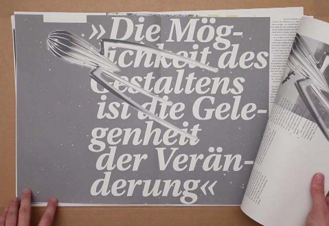 Zeitschrift »Radikale Gestalten«, Über Autorschaft im Design
