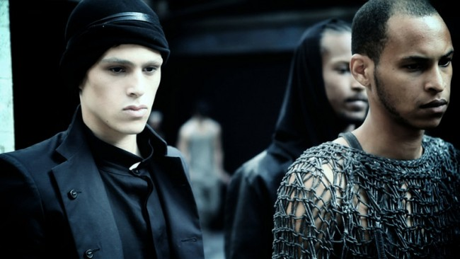 Boris Bidjan Saberi - Fashion Film