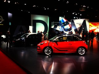 Weltpremiere Opel ADAM | ADAM AWARD 2013 | Kategorie: XXL – über 1501 m² | Kunde: ADAM OPEL AG