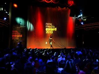 new media award 2013 »Night of Magic Heads« | EVA AWARD 2013 | Kategorie: Public Event | Kunde: InteractiveMedia CCSP GmbH