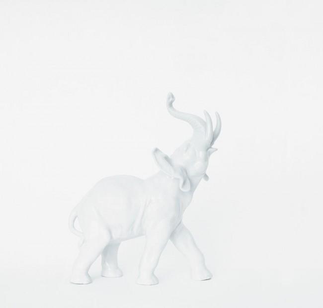 Schmuckstück – Elefant, Markenzeichen der Peter Schmidt Group