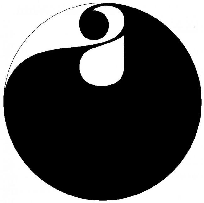 Logo Artothek (Bildausleihe der Stadt Düsseldorf) 1982