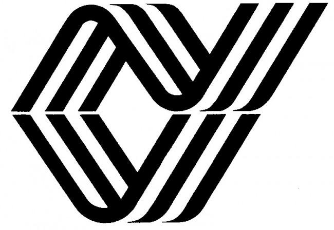 Logo Teppichfabrik Niedek-Velour 1983