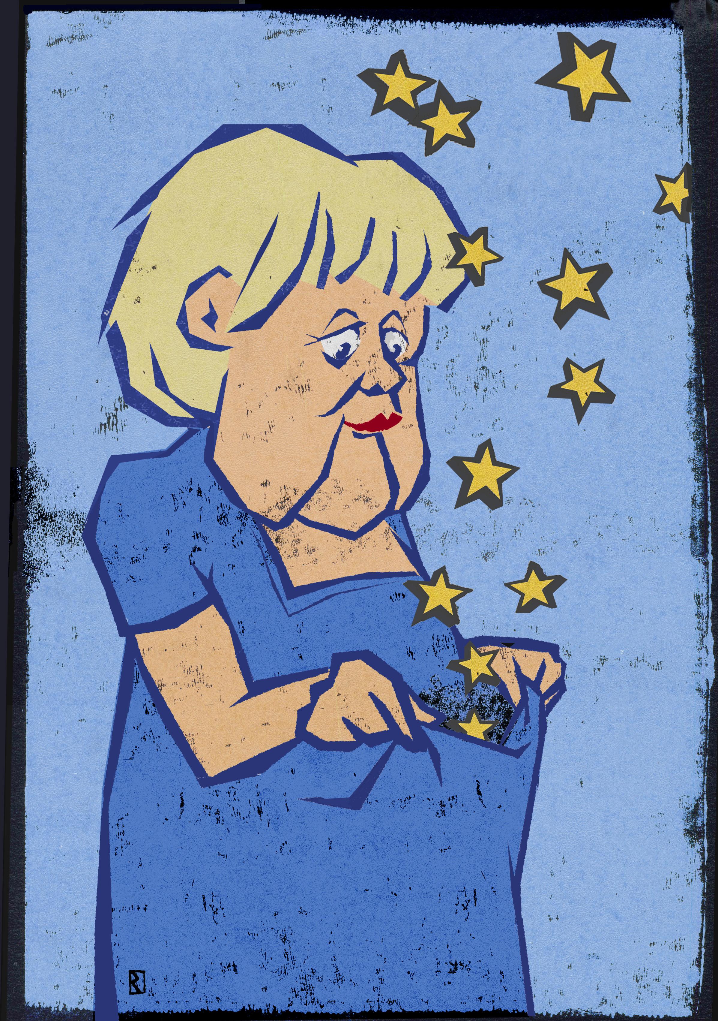 Sterntaler_Merkel