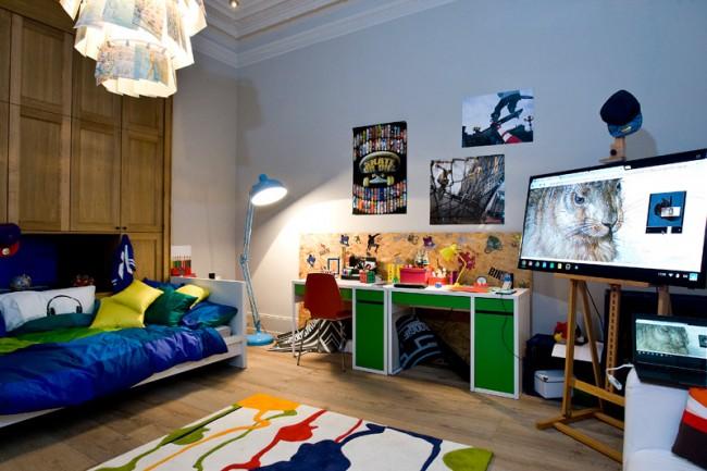 Der Teen-Room