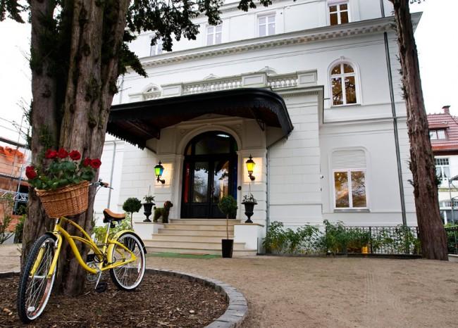 Ganz unauffällig: Das Google Haus in Uhlenhorst, direkt an der Alster