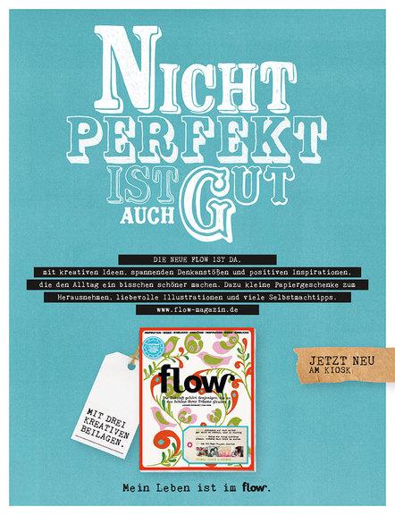 neues gruner jahr magazin flow page online. Black Bedroom Furniture Sets. Home Design Ideas