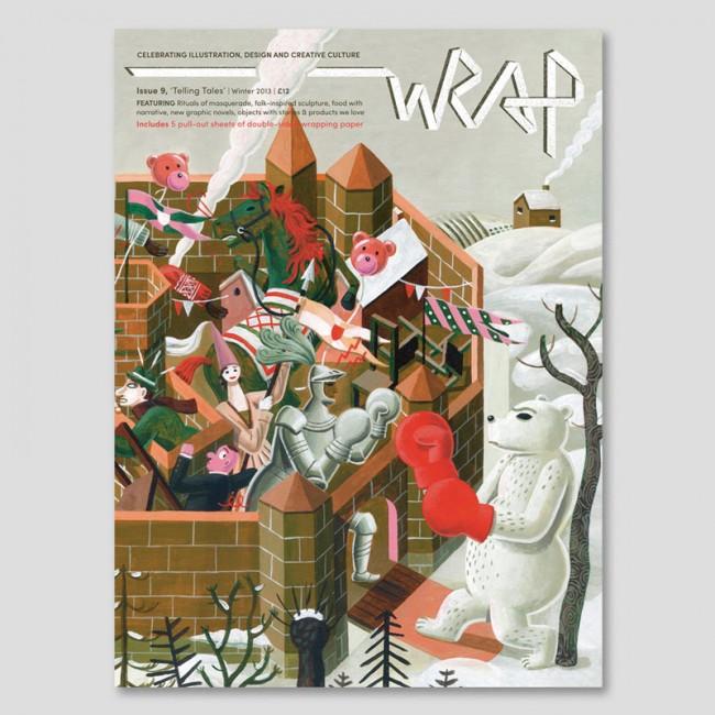 Wrap #9 – 'Telling Tales