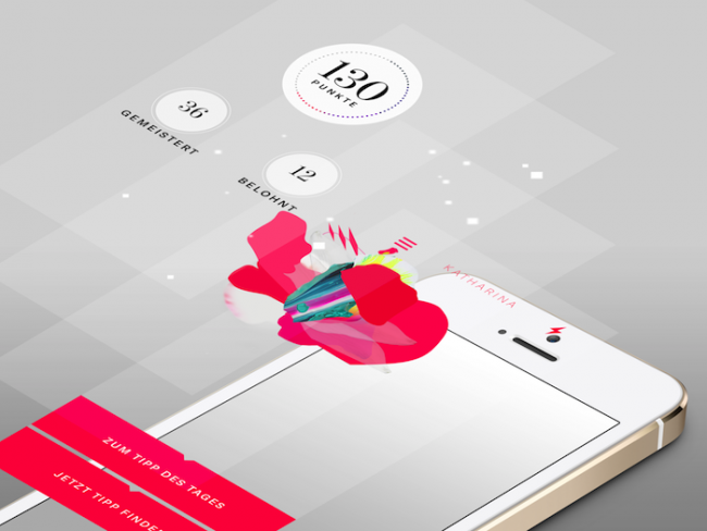 Vital-App: Aufbau
