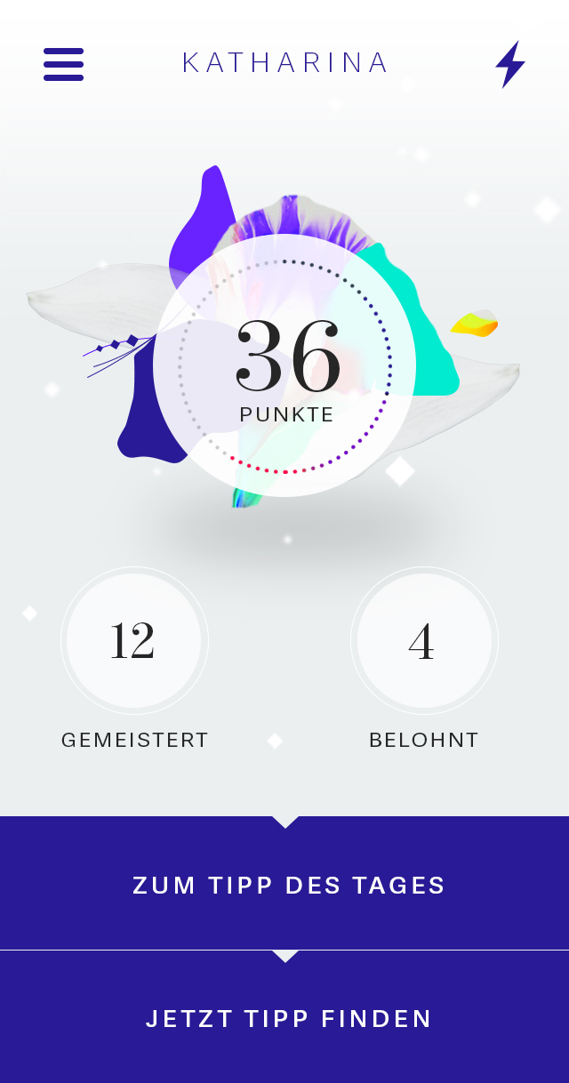 Vital-App: Dashboard